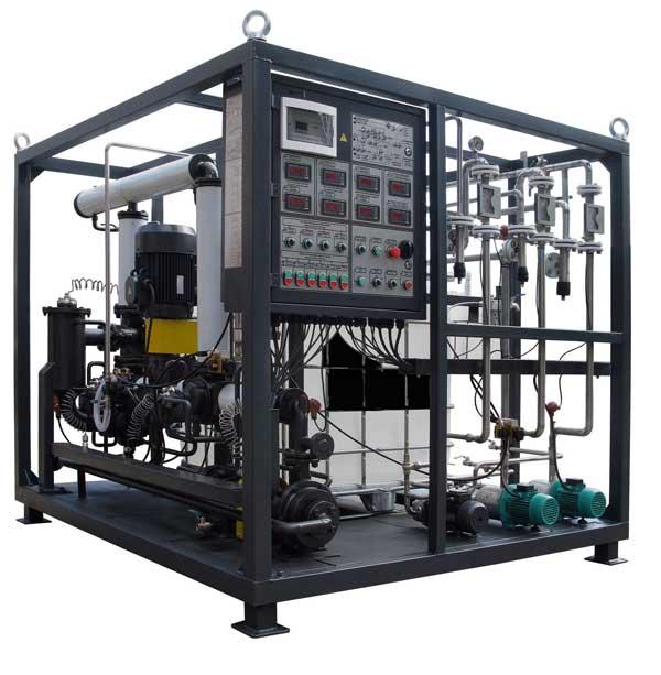 Установка для виробництва бітумних емульсій УВБ 1 (1 м3/год)